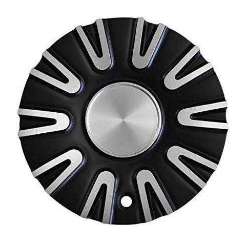 SW-7 Scarlet Wheel Center Cap CSSW7-1A Aluminum - The Center Cap Store