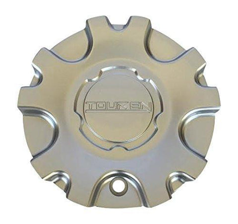 Touren 3150 C103150 MC3150N101 LG0810-54 Silver Wheel Center Cap - The Center Cap Store