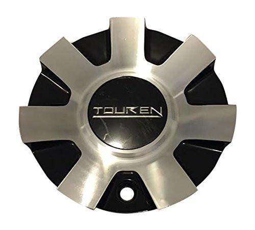Touren Wheels C-216-3 C1032602B Black Wheel Center Cap - The Center Cap Store