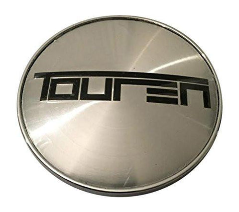 Touren Wheels C-303-3 C-303-1 C103270C01 Chrome Wheel Center Cap - The Center Cap Store