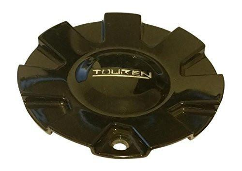 "Touren Wheels C1032902B 17"" 18"" Black Wheel Center Cap - The Center Cap Store"