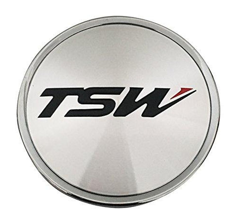 TSW Wheels C-F82 Chrome Wheel Center Cap - The Center Cap Store