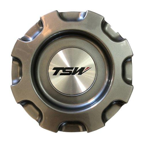 TSW Wheels Kyalami CT14301HB CCKYAB Hyper Black Center Cap - The Center Cap Store