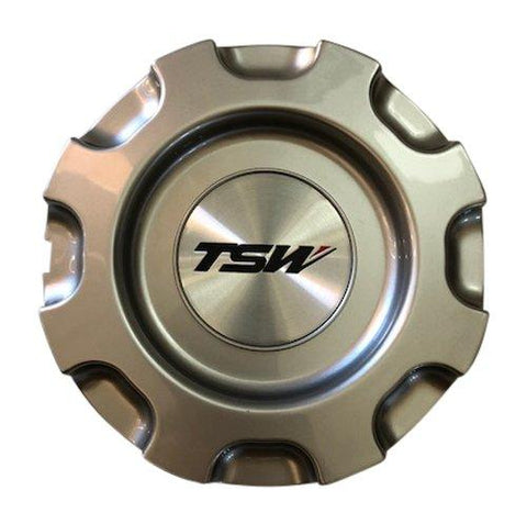 TSW Wheels Kyalami CT14301HS CCKYAS Hyper Silver Center Cap - The Center Cap Store