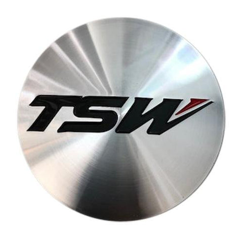 TSW Wheels PC-G18 PSCG18FRW1 Machined Center Cap CCPCG18F 5x114.3 - The Center Cap Store