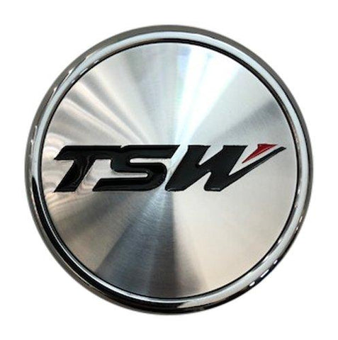 TSW Wheels PCG18 Machined Wheel Center Cap CCPAN5114 5x114 - The Center Cap Store