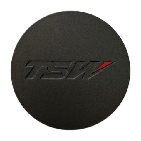 TSW Wheels PCG18-T Matte Gun Metal Center Cap CCPCG18-TMG 5x100 5x108 5x114.3 - The Center Cap Store