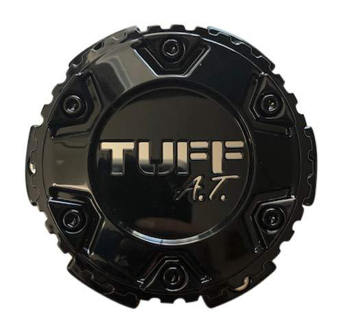 TUFF at Wheels 2321L133 (GB) TT15654GBC Gloss Black Center Cap - The Center Cap Store