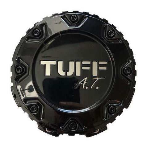 TUFF at Wheels 2321L163 (GB) TT15867GBC Gloss Black Center Cap - The Center Cap Store