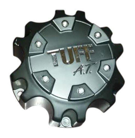 TUFF A.T. Wheels C611902 CAP Black Center Cap - The Center Cap Store