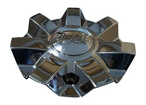 U2 Wheels CS377-5P Chrome Center Cap - The Center Cap Store