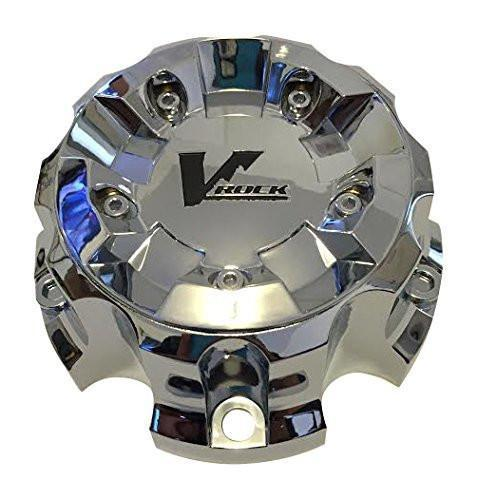 V Rock C-VR2-5H-135-CFB 5 Lug Chrome Wheel Center Cap - The Center Cap Store