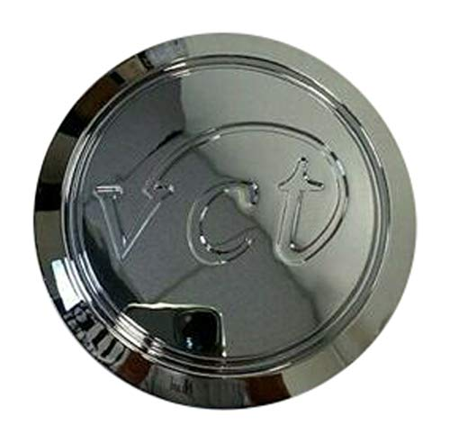 VCT Scarface 1 Wheel VCT-180-C Chrome Wheel Snap in Center Cap - The Center Cap Store