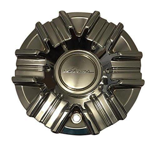 Veloche 985 Victory Wheels MCD8228YA01 C10985C Chrome Wheel Center Cap - The Center Cap Store