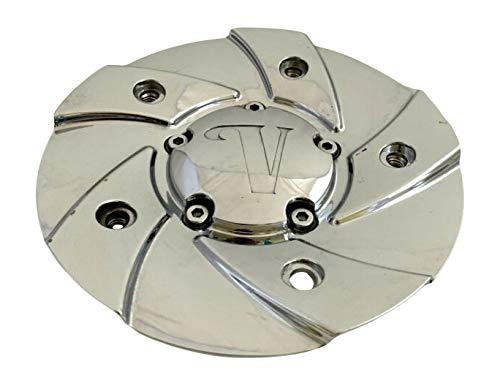 Velocity Wheels 338-1 Chrome Wheel Center Cap - The Center Cap Store