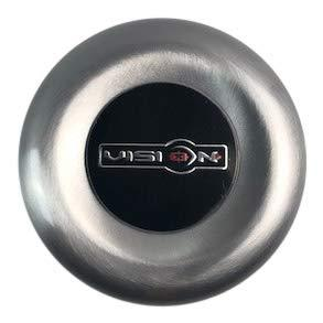 Vision 521H Nitro Wheel C72P-V Polished Push Through Center Cap - The Center Cap Store