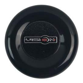 Vision Wheels 521H Nitro C72GB-V Gloss Black Center Cap - The Center Cap Store