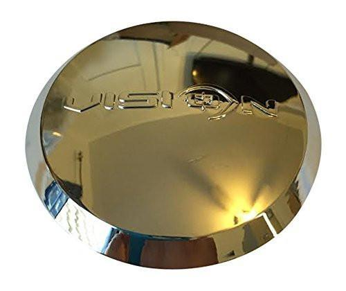 Vision Wheels C539-V Chrome Wheel Center Cap - The Center Cap Store