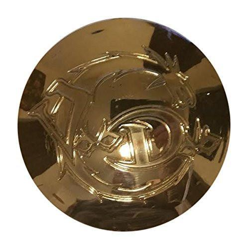 Voo Doo Wheels C-070 3210-06 S510-10 DL-8 Chrome Wheel Center Cap - The Center Cap Store
