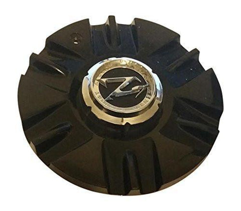 Zinik Luxury Alloy Wheels Z19 RWD MS-CAP-Z199 Black Center Cap - The Center Cap Store