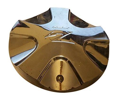 Zinik Wheels Z-4 Chrome Wheel Center Cap - The Center Cap Store
