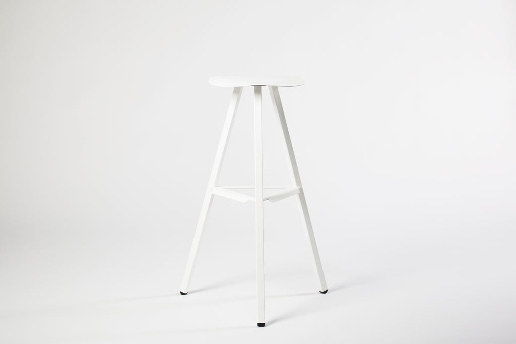 LIXHT ST-002W Bar + Counter Stool