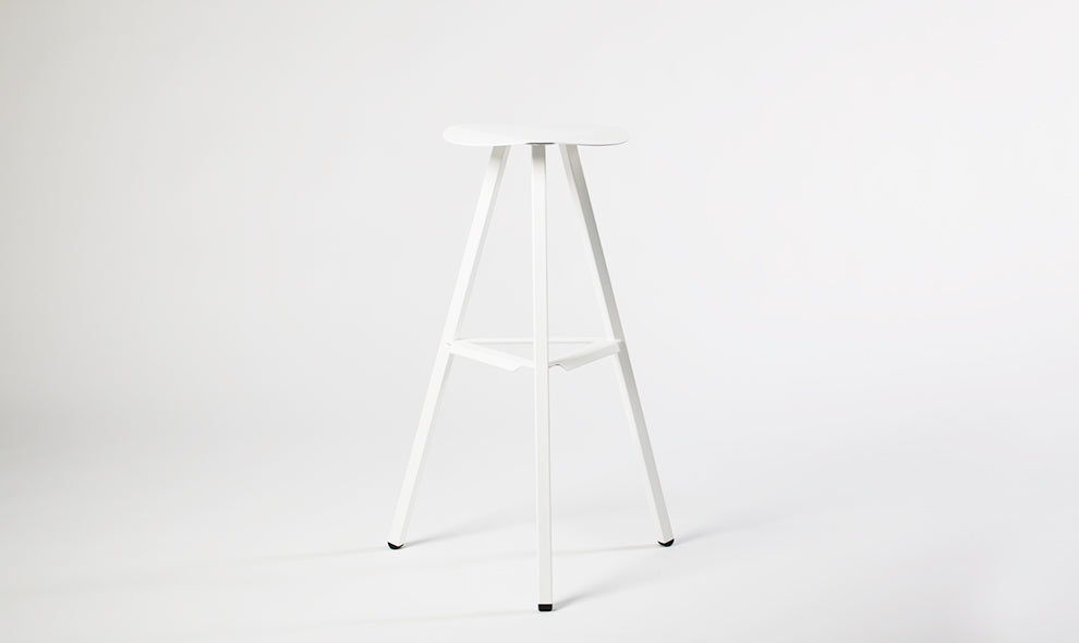 LIXHT ST-002W Bar Stool