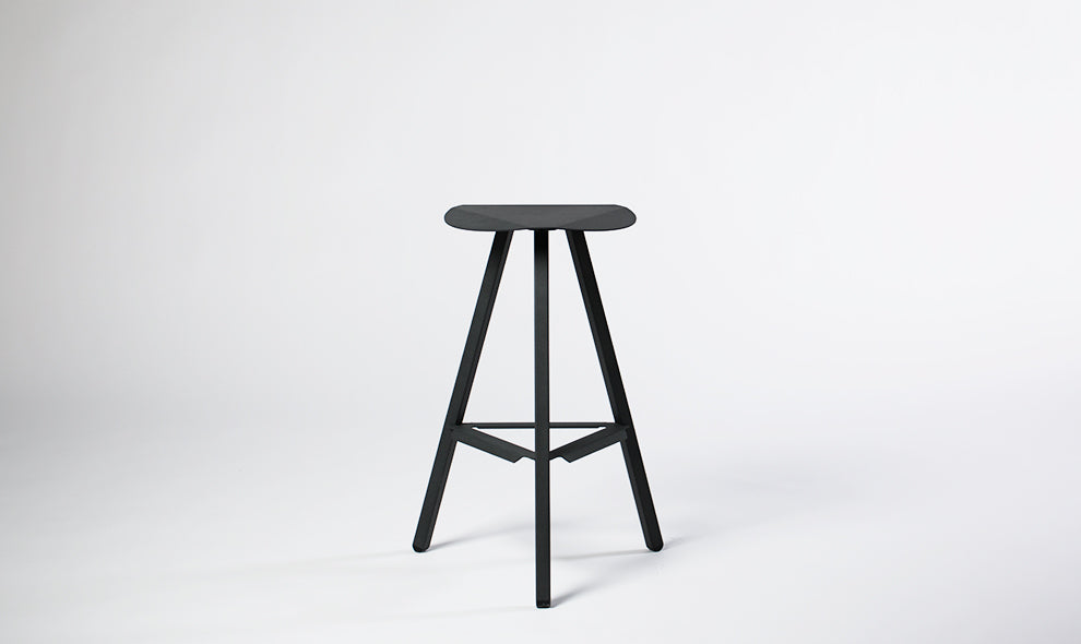 LIXHT ST-002W Counter Stool