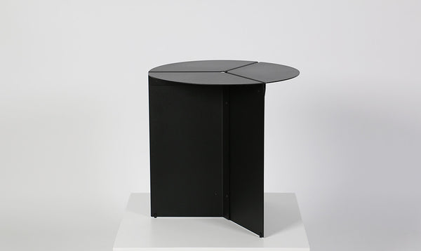 LIXHT BNT-001 Side Table in Black