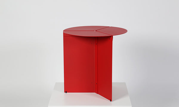 LIXHT BNT-001 Side Table in Red