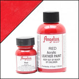 Angelus Leather Acrylic Paint - Red