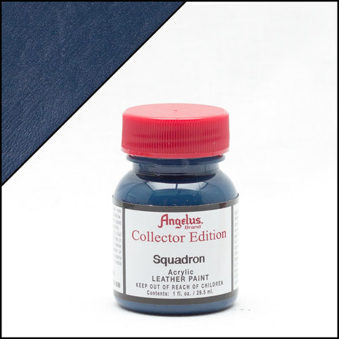 Collector's Edition - Angelus leather paint  -  Squadron