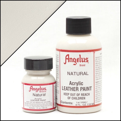 Angelus Leather Acrylic Paint - Natural