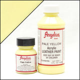 Angelus Leather Acrylic Paint - Pale yellow