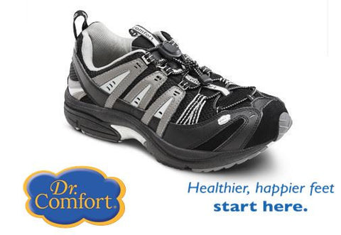 Black/grey Performance Cross training / hiking shoes