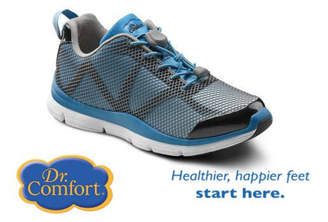 BLUE Lady's Athletic lightweight shoe