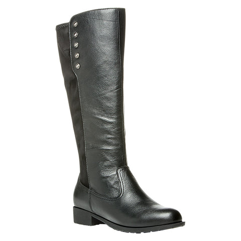 Charlotte  Tall zipper boot