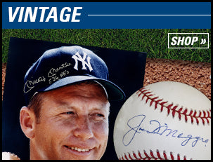 Baseball Memorabilia Autographed Collectibles Steiner Sports
