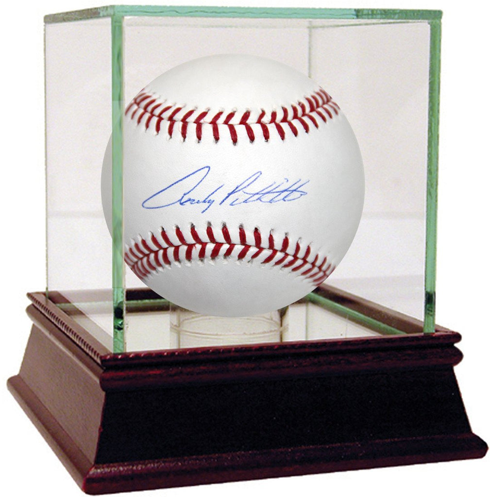 Andy Pettitte Signed MLB Baseball