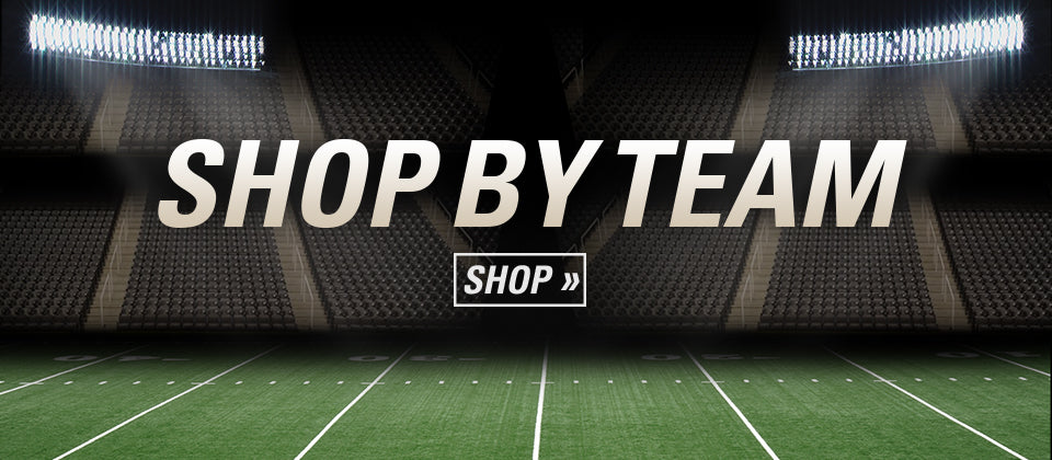 Shop for Football Memorabilia by Team
