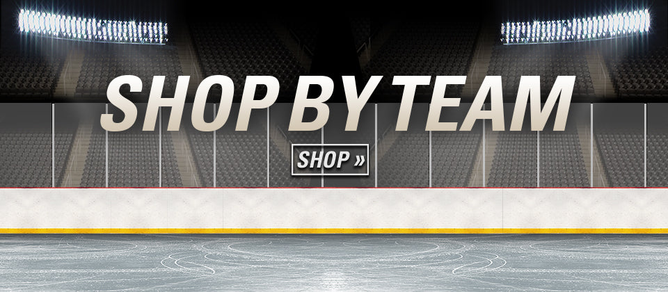 Shop for Hockey Memorabilia by Team
