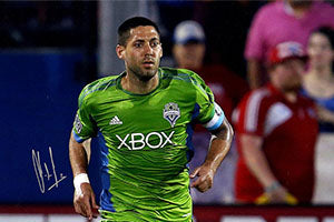 Clint Dempsey booking & contact