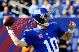 Eli Manning Booking & Contact