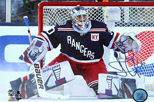 Henrik Lundqvist Contact Event Booking Steiner Sports