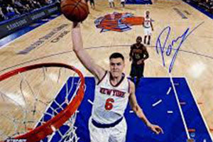 Kristaps Porzingis booking & contact