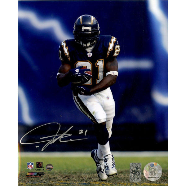 online store d04b2 bf53b LaDainian Tomlinson San Diego Chargers Signed 8x10 Photograph