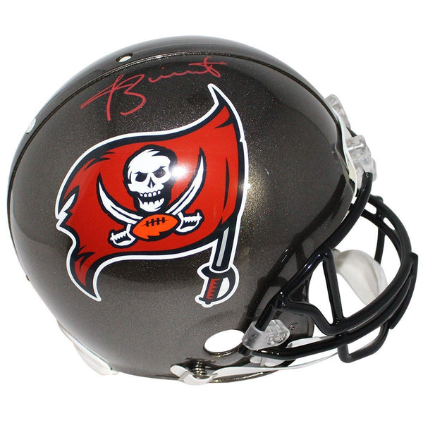 pretty nice 35480 1dbb7 Jameis Winston Signed Tampa Bay Buccaneers Full Size Authentic Helmet