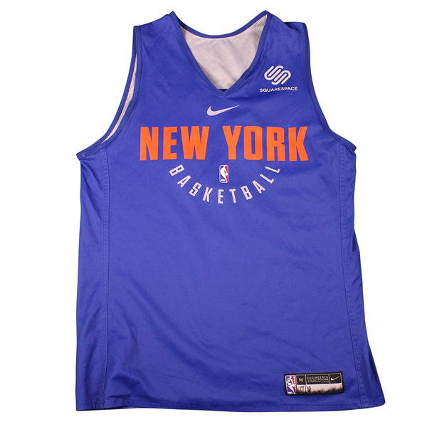 cb9f9fb77da Tim Hardaway Jr. New York Knicks Game Used #3 Reversible Practice Jers –  Steiner Sports