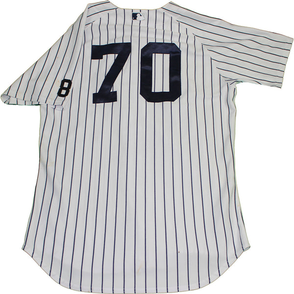 Rico Noel Jersey - NY Yankees 2015 Game Used  70 Pinstripe Jersey with –  Steiner Sports 8ae7579ec56
