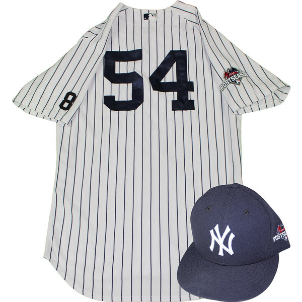 db15bc497c Joe Espada NY Yankees 2015 Game-Used Pinstripe Jersey